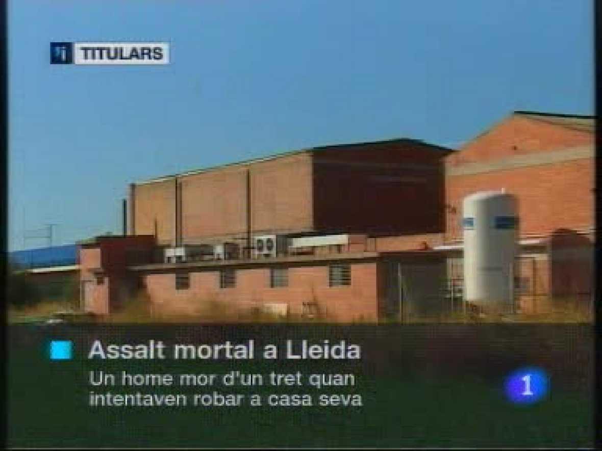 L'Informatiu (02/08/2009)