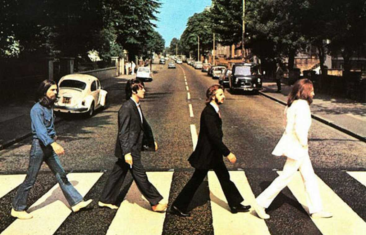 Abbey Road, en Londres