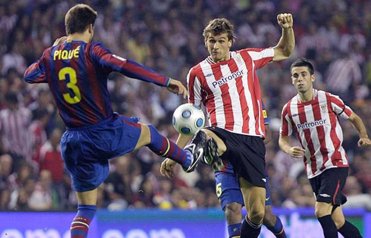 El Barça y el Athletic se enfrentan en el segundo partido de la Supercopa. Los culés ganaron en San Mamés 1-2 pero Caparros no descarta dar la soprpresa en el Nou Camp