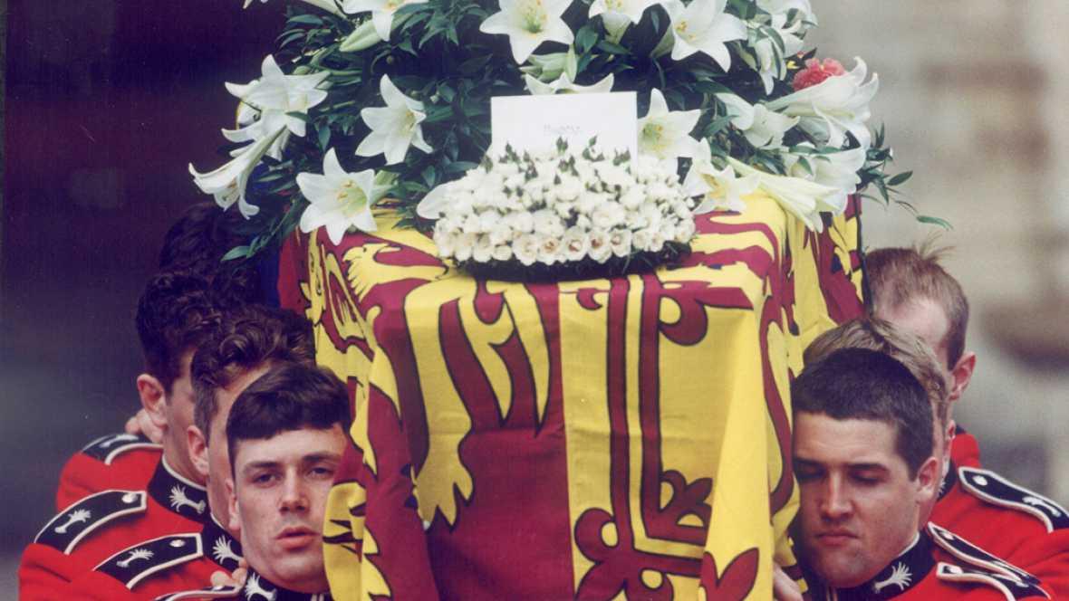 La muerte de Diana de Gales en 1997