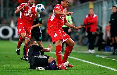 El jugador del Standard de Lieja Axel Witsel ha recibido amenazas de muerte tras lesionar al defensa internacional polaco del Anderlecht Marcin Wasilewski