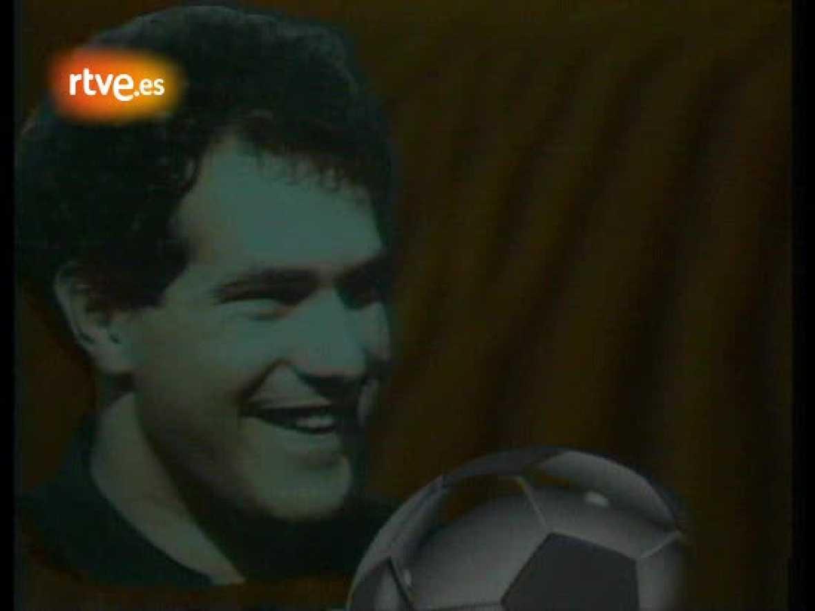Andoni Zubizarreta fue el portero elegido por Luis Suárez para defender la portería de la selección española en el Mundial de Italia 90