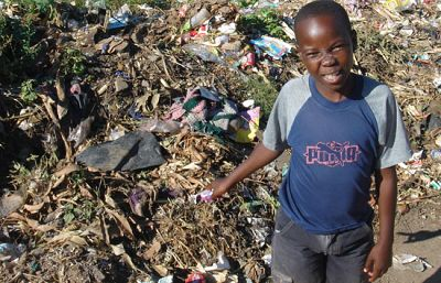 Viaje a la finca de Mugabe