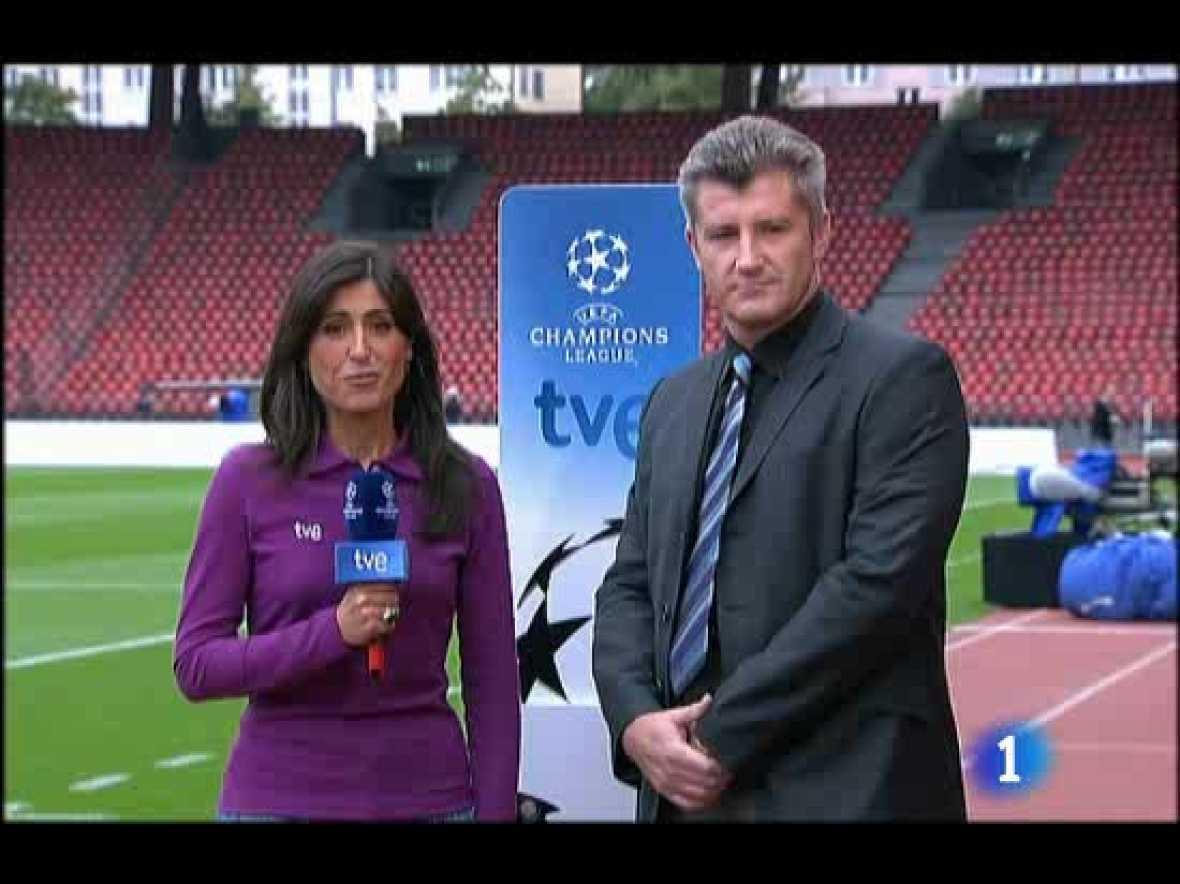 Davor Suker analizará en TVE el partido entre Zúrich y Real Madrid. El croata, que ganó la séptima Copa de Europa con el conjunto blanco, cree que su ex equipo puede conquistar este año la Champions.