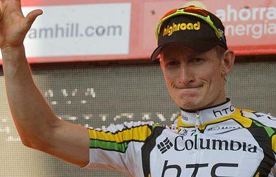 El alemán del Columbia André Greipel ha conseguido su tercera victoria de etapa en la Vuelta a España tras imponerse en Puertollano.