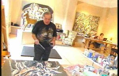 Albert Cruells, pintor i escultor