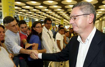Gallardón: La candidatura de 2020 no se decide hasta 2012