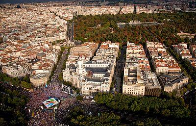 Madrid Olímpica en Informe Semanal