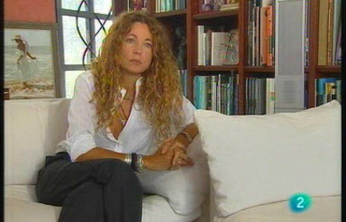 Babel en TVE - Personajes: Ángela Becerra, escribir los sentimientos