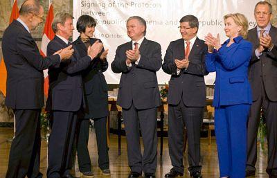 Turquía y Armenia tienen ante sí un gran desafío tras firmar un histórico acuerdo
