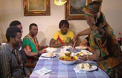 Babel en TVE - Sabores del mundo: La fetrima de Togo