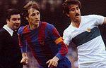 36 años de la llegada de Cruyff al Barça