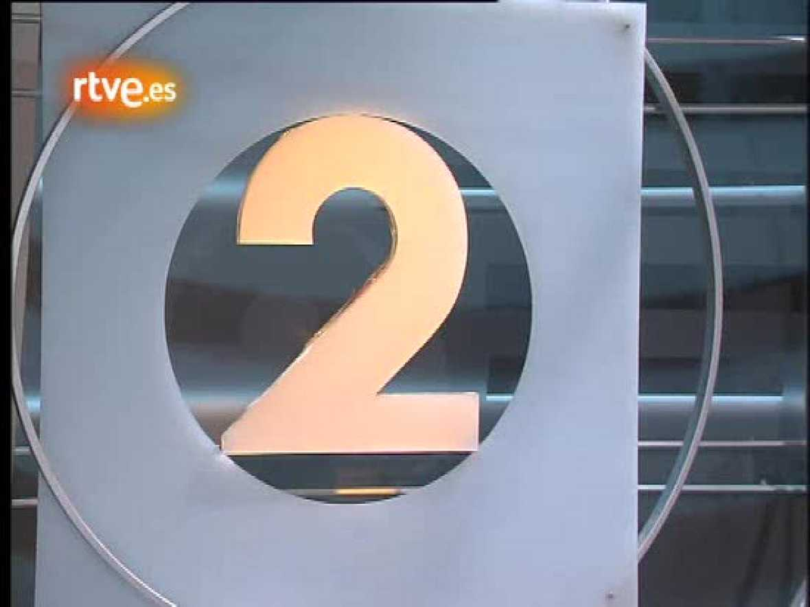 José Carlos Gallardo se despide de La 2 Noticias el día 20 de octubre de 2006.