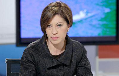 Elena Espinosa en Los Desayunos de TVE