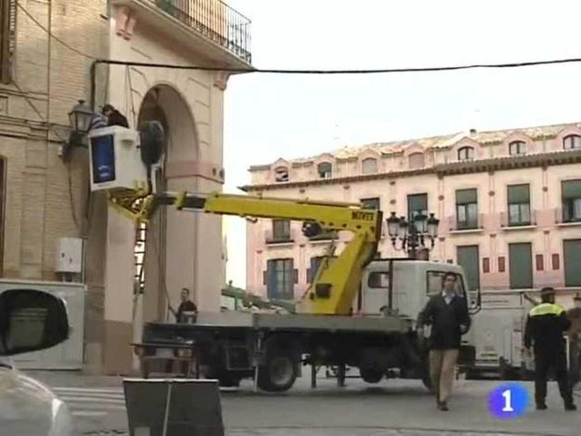 Noticias Aragón.(13/11/09)