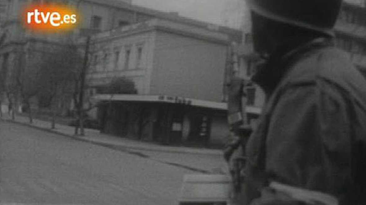 Datos para un informe - Chile, toque de queda (1973)