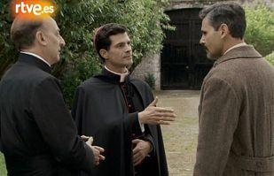 La Señora - 'Estas no son maneras señor Marqués'