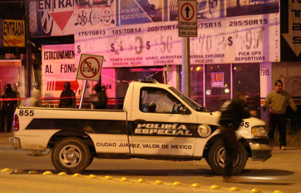 Ciudad Juárez, la más violenta de México