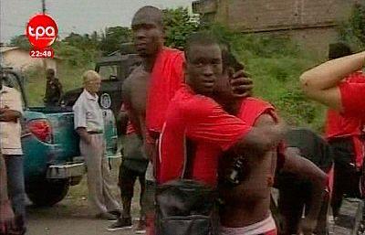 Togo, dispuesto a dejar la Copa África
