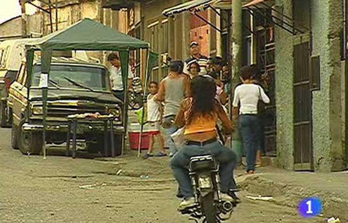 Alta criminalidad en Venezuela