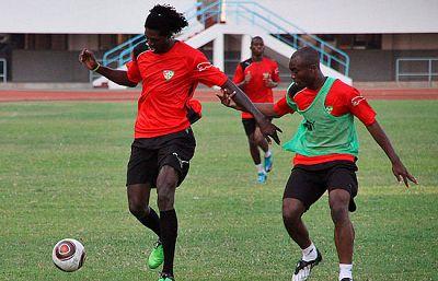 El Gobierno prohíbe a Togo competir en la Copa África