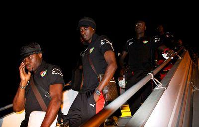 Togo regresa a casa