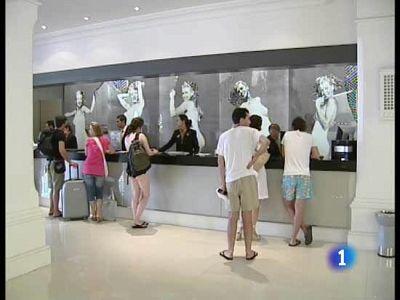 El turismo español sufrió los efectos de la crisis con más intensidad