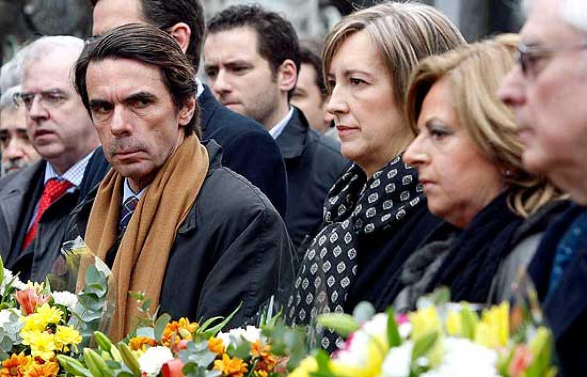 Se cumplen 15 años del asesinato por ETA de Gregorio Ordoñez