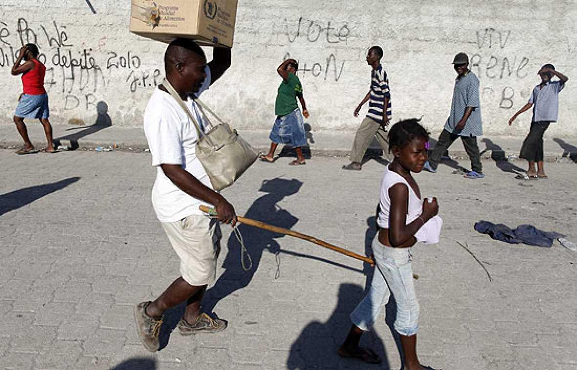 Pulso en Haití