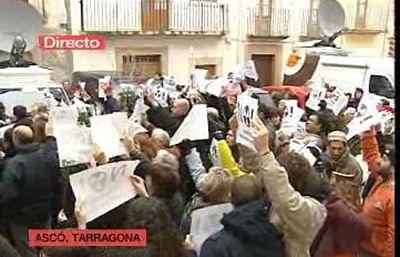 El Ayuntamiento de Ascó decide este martes si Cataluña opta a acoger el almacén nuclear