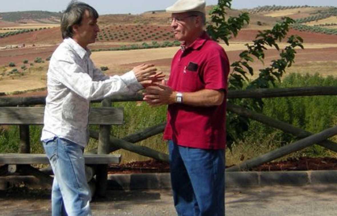 José Mota vuelve a Montiel, el pueblo donde nació.