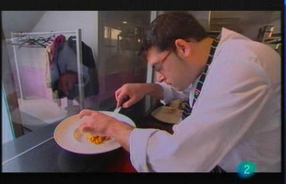 Restaurant Axol, cuina creativa en plena naturalesa al Maresme.