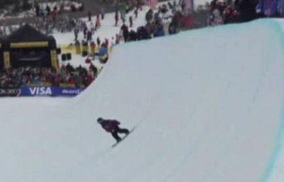 Continúa la cuenta atrás para los Juegos de Invierno de Vancouver donde una de las grandes bazas de medalla para el deporte español estará en el half-pipe, una modalidad del snowboard donde la catalana Queralt Castellet ha logrado este año sus mejore