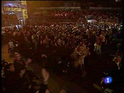 Carnaval de Las Palmas de Gran Canaria 2010 - Elección de la reina - Tercera parte