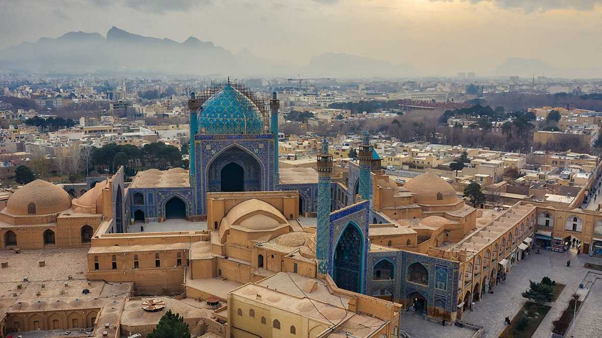 Paraísos cercanos - Irán, detrás del velo - ver ahora