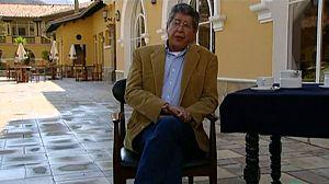 Bryce Echenique vuelve a Perú