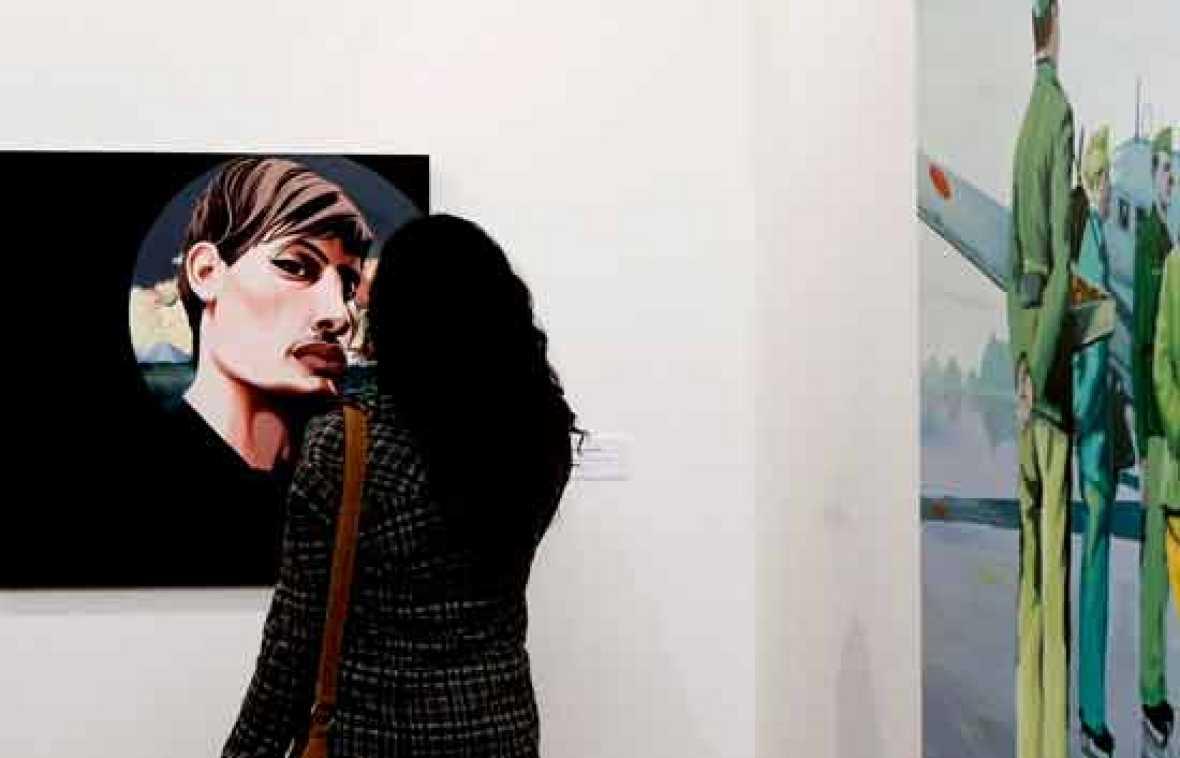 Termina la 29 edición de ARCO, la Feria Internacional de Arte Contemporáneo de Madrid