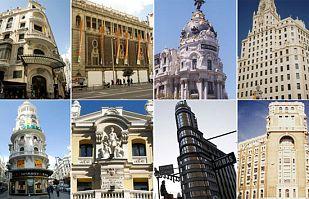 La arquitecta Rita Iranzo nos introduce en la arquitectura de la Gran Vía de Madrid
