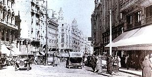 Historia de la Gran Vía de Madrid