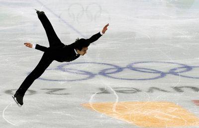 Final patinaje artístico masc. 3ª parte