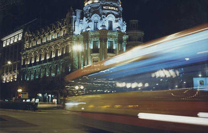 La delincuencia en la Gran Vía de Madrid (1993)