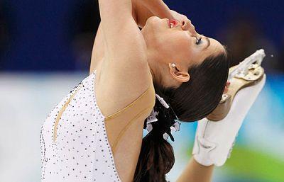 A pesar de haber finalizado la 22ª de 24 participantes en la final de patinaje artístico femenino, la patinadora española Sonia Lafuente ha batido su marca personal, con 83'77 puntos.