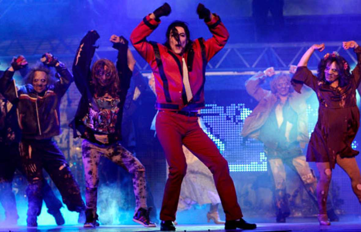 Michael jackson resucita en un musical en madrid for Espectaculo forever michael jackson