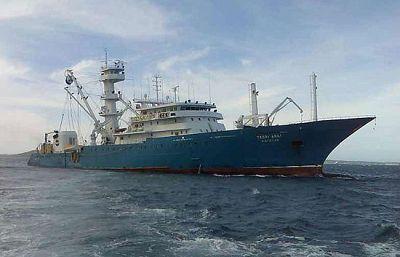 Ataque frustrado en las Seychelles a un atunero español