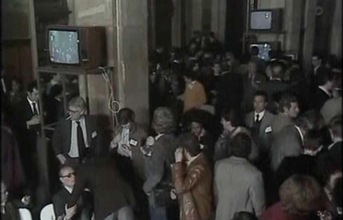 La nit electoral de les eleccions al Parlament