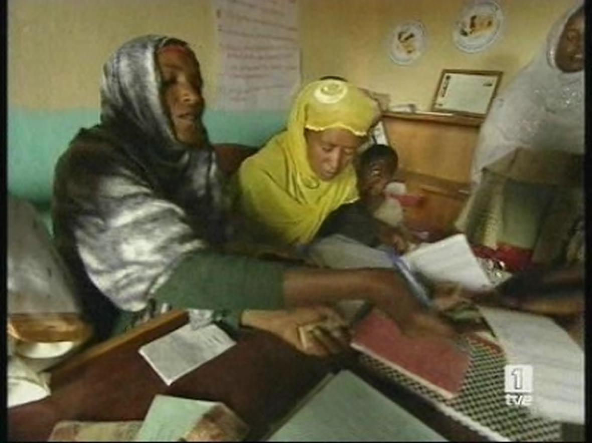 Con motivo del encuentro España-África de mujeres en Níger, Informe Semanal analiza la situación de la mujer en el continente africano.