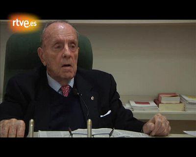 """Fraga: """"Mayor Oreja sabrá por qué lo dice"""""""