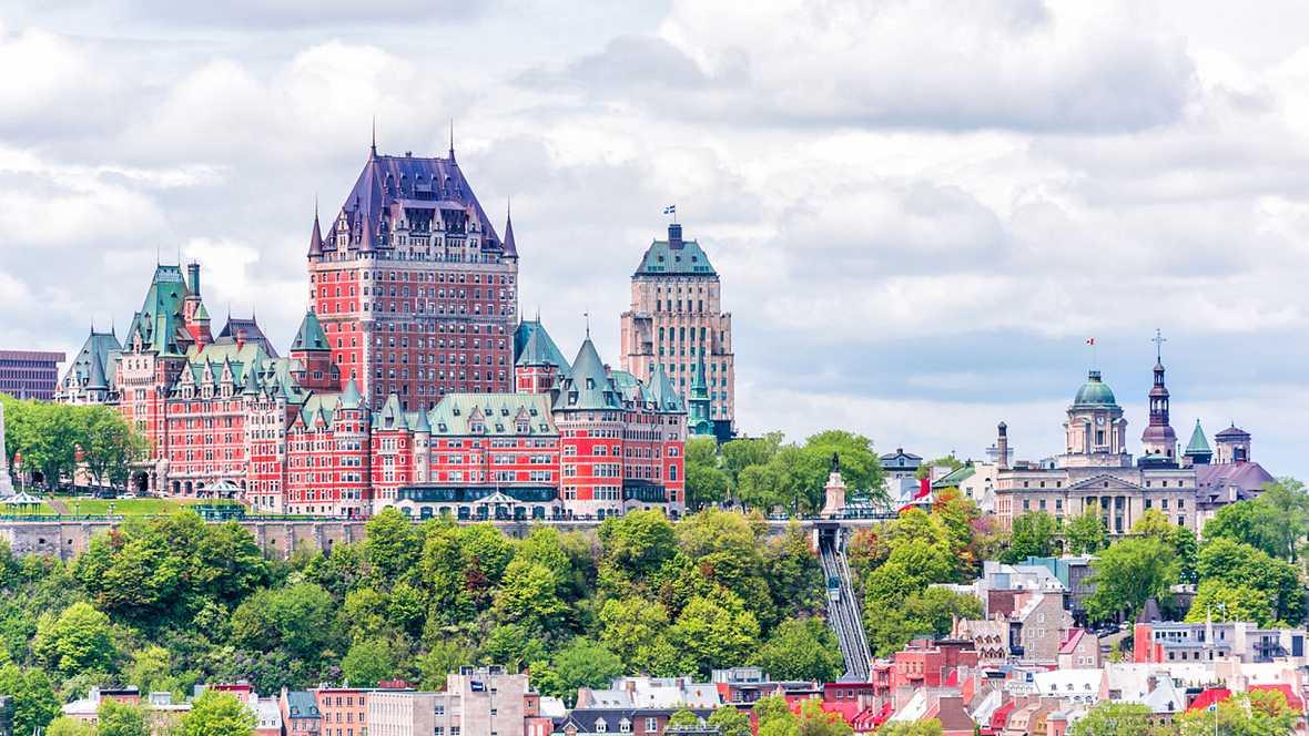 Paraísos cercanos - Québec, un sueño pionero de Canadá - ver ahora