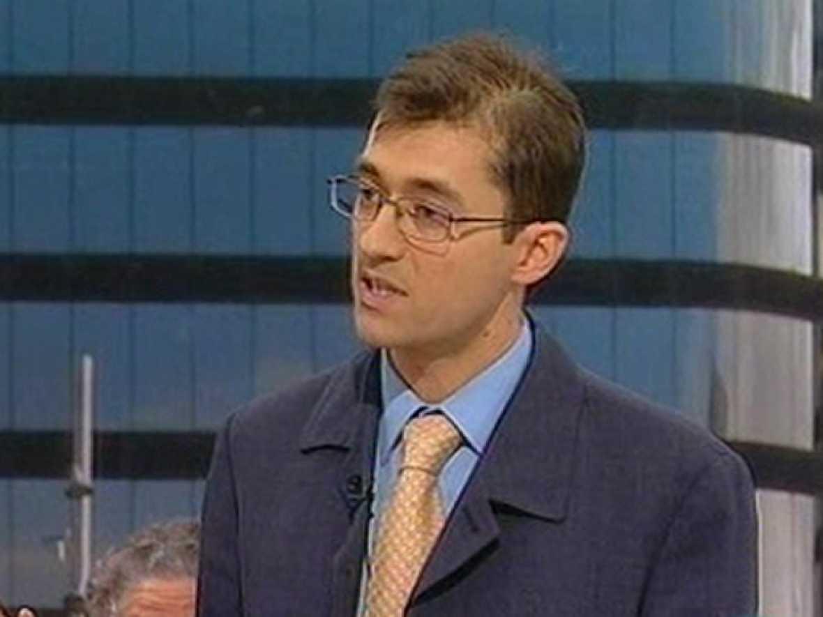 Entrevista Eduardo Jáuregui
