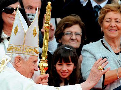 El Papa se reune con las víctimas de abusos sexuales